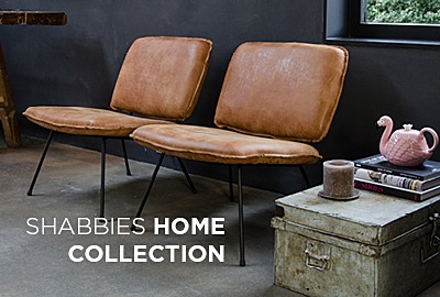 May we introduce our Shabbies home collection?