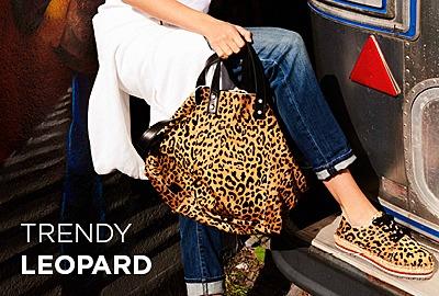 Trendy leopard