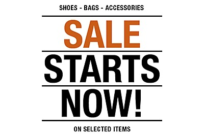 Shabbies sale starts now!