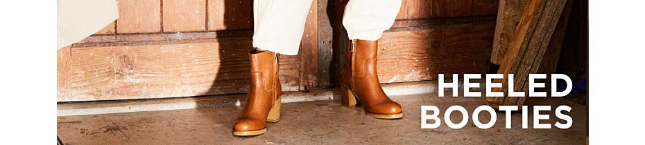 The ultimate heeled booties