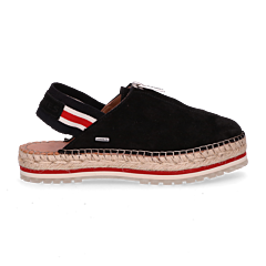 Espadrille-suede-with-zipper-up-front-Black