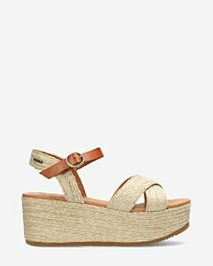 Sandal-platform-braided-natural