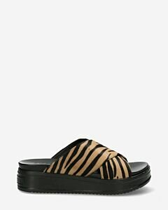 Slipper-with-covered-wedge-zebra-black-camel-