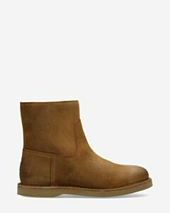 Ankle boot palise warm brown