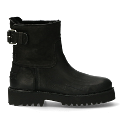 Ankle-boot-waxed-nubuck-black