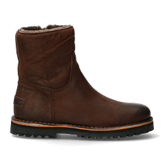 Ankle-boot-with-wool-lining-and-zipper-dark-brown