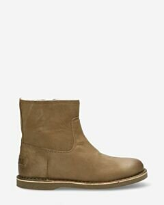Ankle-boot-waxed-grain-leather-olive-green