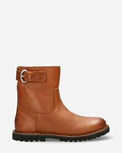 Wool-lined-ankle-boot-vegetable-leather-cognac