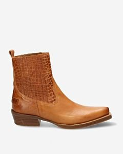 Western-ankle-chelsea-boot-Cognac