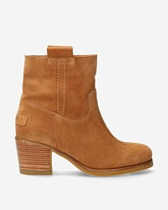 Light-brown-suede-ankle-boot