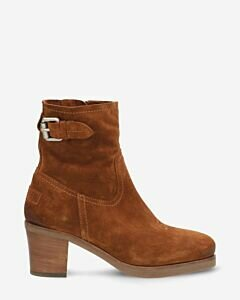 Heeled-ankle-boot-suede-brown