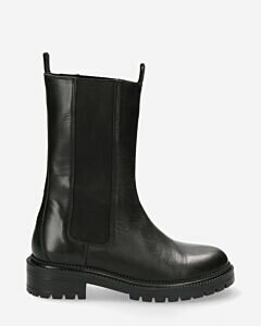 Chelsea ankle boot smooth leather black