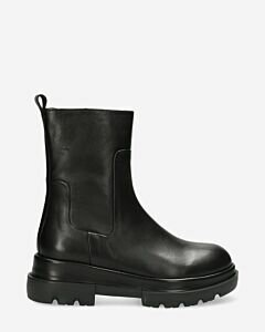 Ankle boot miki black
