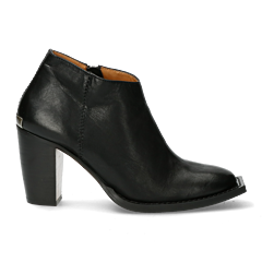 Ankle-boot-with-zipper-black
