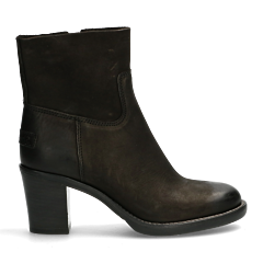 Ankle-boot-hand-buffed-leather-black