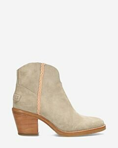Zipper-boot-suede-light-grey