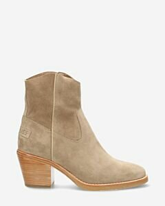Zipper-boot-suede-taupe