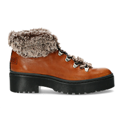 Ankle-boot-with-fur-cognac