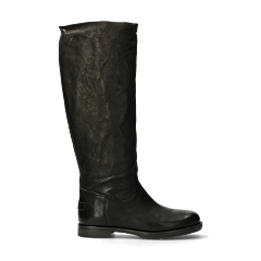 Tall-shaft-boot-black