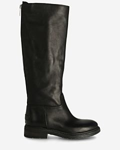 Boot-smooth-leather-black