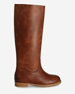 Boot-smooth-leather-cognac