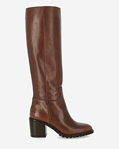 Boot-grain-leather-cognac