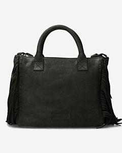 Black-handbag-with-fringes