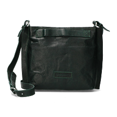 Shoulderbag-grain-leather-dark-green