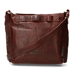 Shoulderbag-from-grain-leather-red-brown