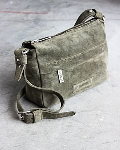 Small-suede-crossbody-bag-green