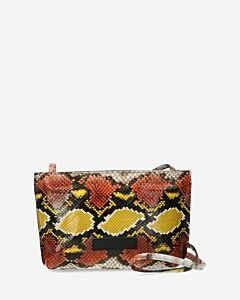 Crossbody-snake-print-yellow