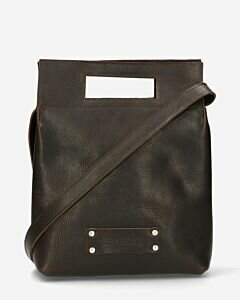 Crossbodybag-smooth-leather-brown
