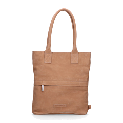 Handbag-waxed-grain-leather-Beige