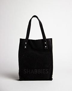 Black-suede-mini-tote