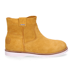 Kids-ankle-boot-suede-28-till-35-yellow