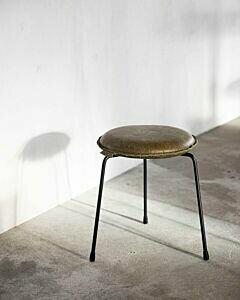 Shabbies Amsterdam Chair Conga tripod dark green