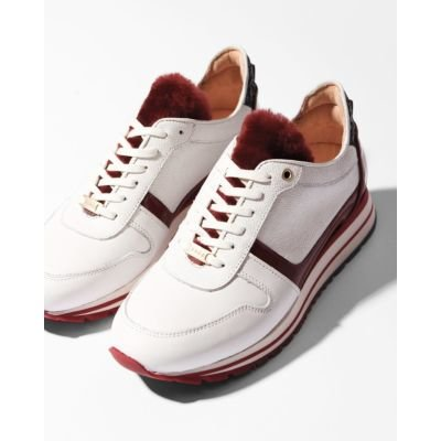 Sneaker-with-fur-detail-white-red