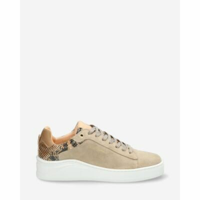 Sneaker-suede-with-croco-light-taupe