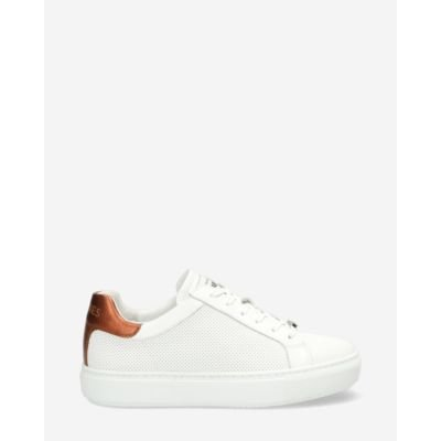 Sneaker-perforated-smooth-leather-white