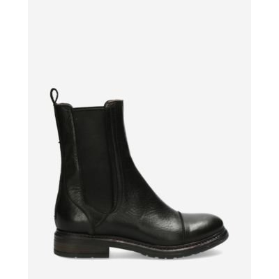 Chelsea boot smooth leather black