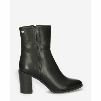 Heeled-ankle-boot-soft-grain-leather-black