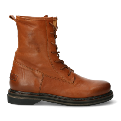 Biker-boots-smooth-leather-cognac
