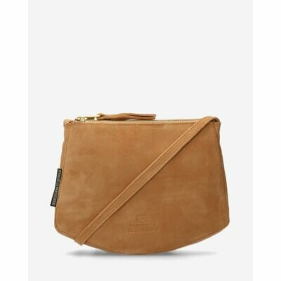 Small-crossbody-bag-suede-light-brown