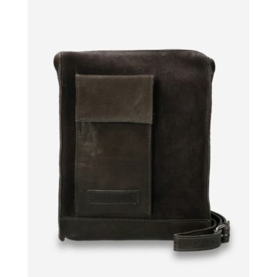 Crossbody-bag-waxed-suede-dark-grey