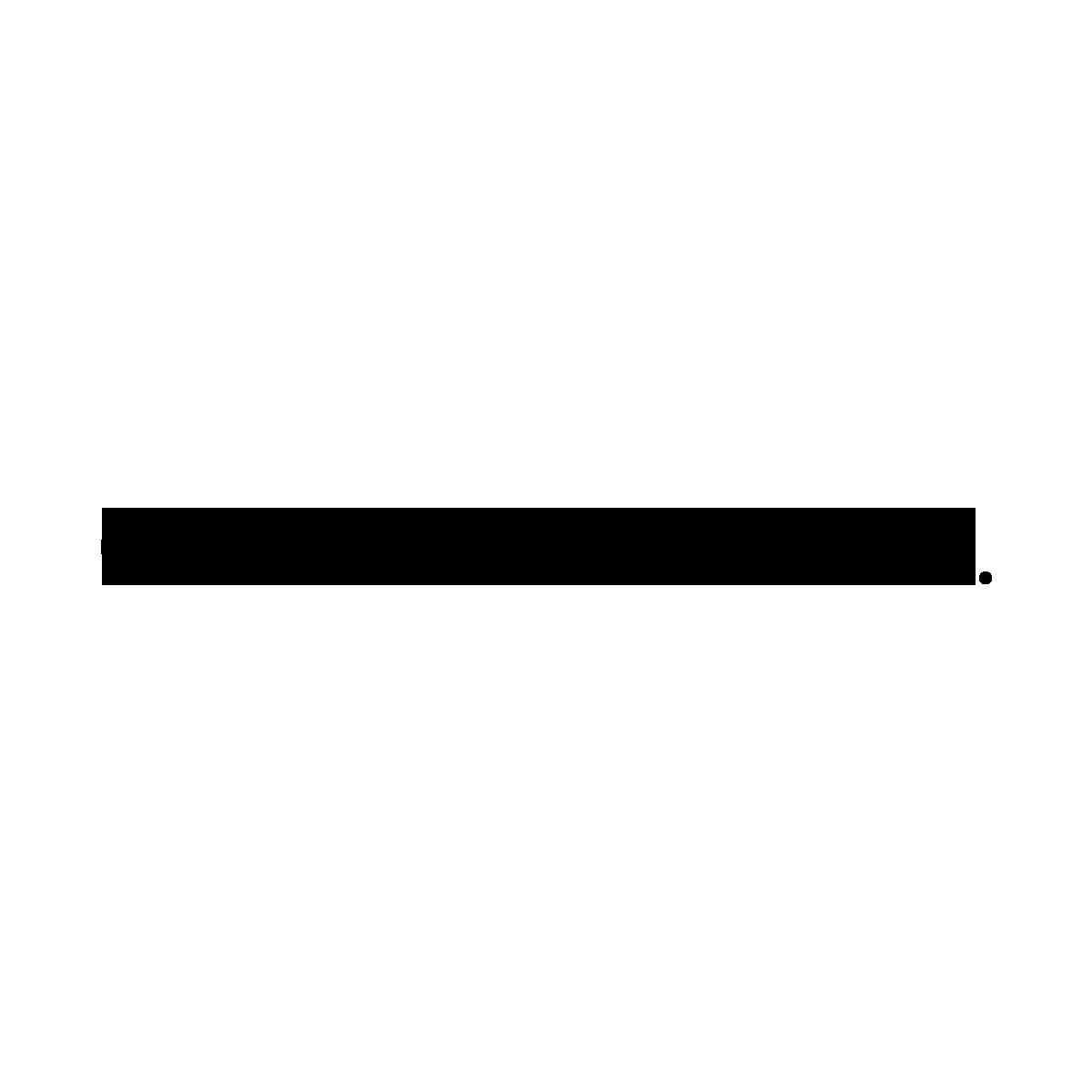 Sneaker-glad-leer-en-neopreen-zwart-