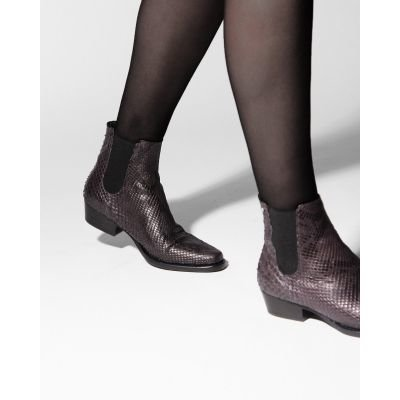 Chelsea-boot-Goodyear-real-python-Dark-Grey