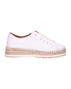 Lace-up-espadrille-patent-leather-White