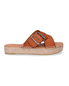 Espadrille-slipper-smooth-leather-cognac