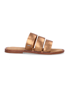 Slipper-leather-outsole-metallic-leather-bronze