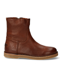 Ankle-boot-with-zipper-brown